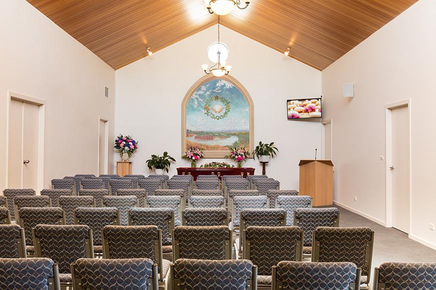 Chapel - Sunraysia Funerals